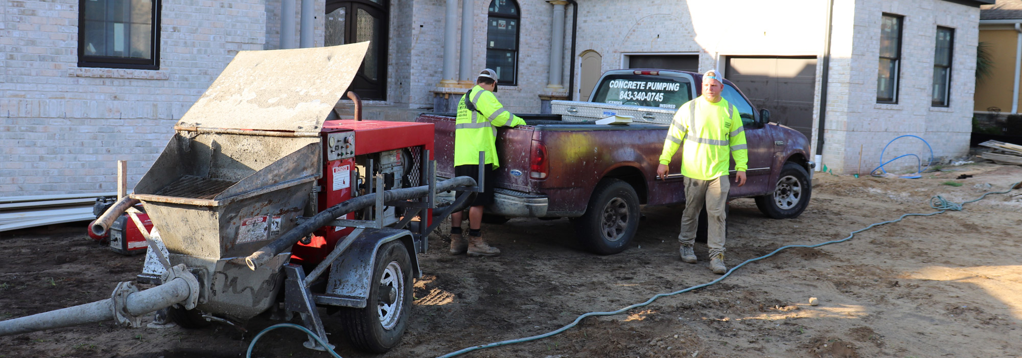 Best Concrete Pumping Company
