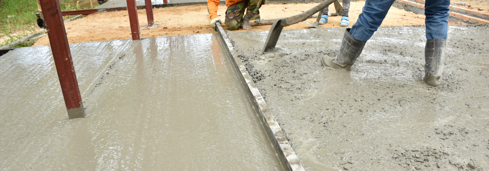 Concrete Pumping Jobs